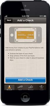 PayPal Add Money