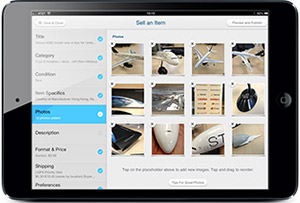 iPad Selling