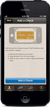 PayPal Add Money